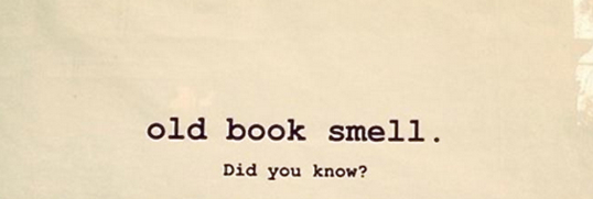 books-smell