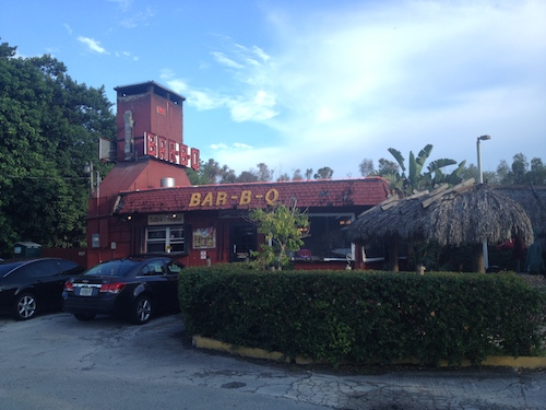 Florida-roadside-bbq