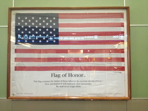 Flag of Honor, Miami International Airport